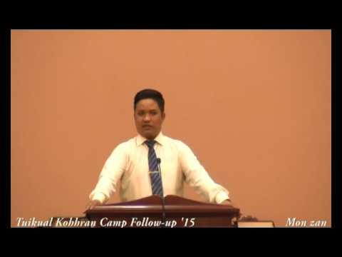 "Sermon : ""Phirpai Leh Ringtu Nun"" Dt 26.10.2015 - R. Lallungmuana, Speaker, Hebron Revival Team"