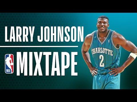 [NBA] Larry Johnson ULTIMATE Hornets Mixtape