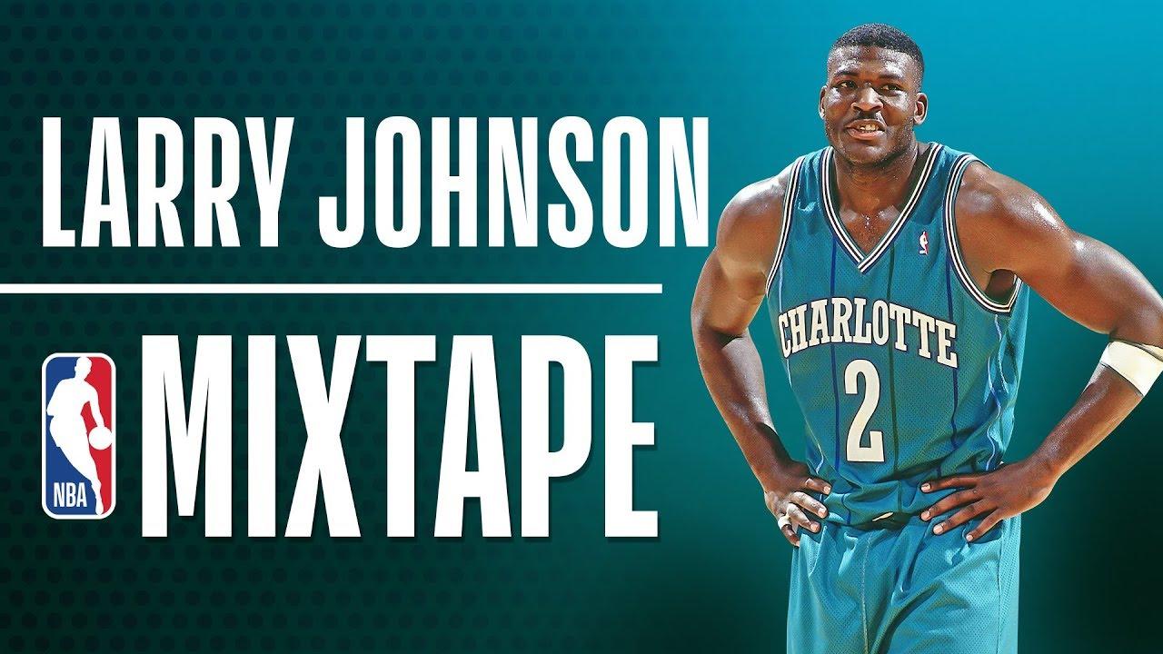 Larry Johnson Ultimate Hornets Mixtape