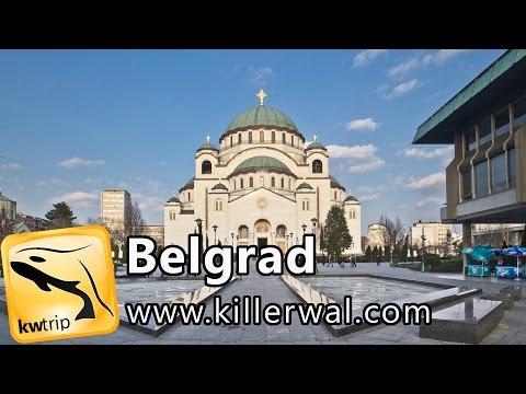 Reisereportage Belgrad - kwtrip 30 Urlaubsvideo Dokumentation über Serbien