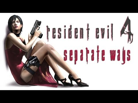 Let's Play Resident Evil 4: Separate Ways [Part 1] - Adas Mission