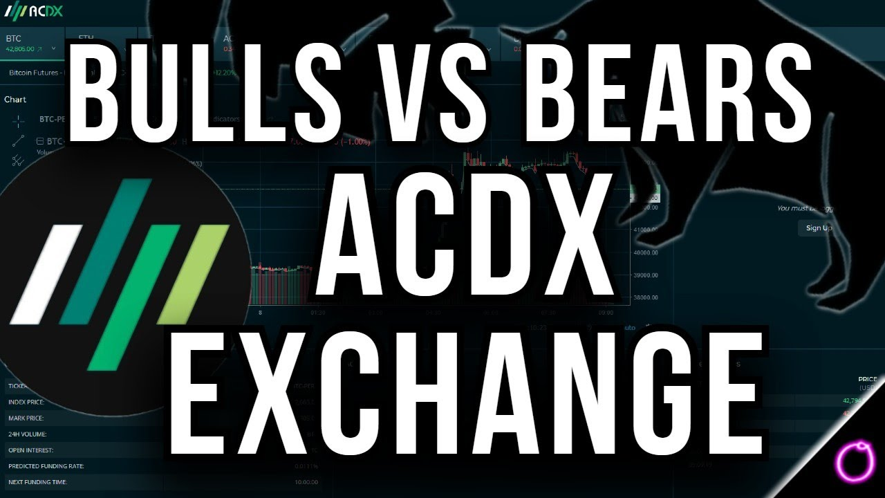 Interactive trading with ACDX up to 200% PROFITS!