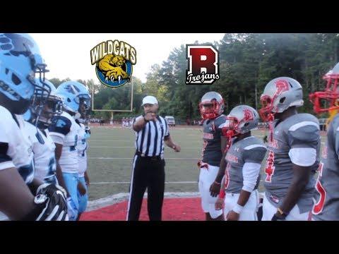 Banneker High School vs Lovejoy High School (Full Game Highlights)