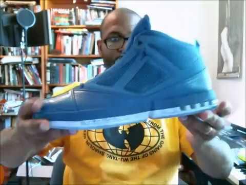ecee7313b09 Air Jordan 16 Retro Trophy Room 'French Blue' | Authentic Verification