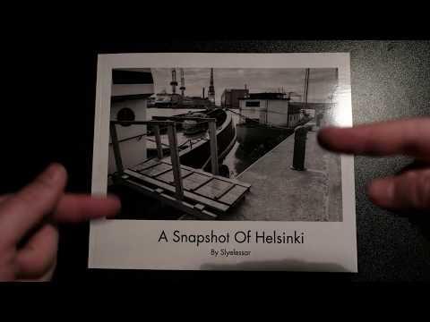 A Snapshot Of Helsinki Photobook by Slyelessar