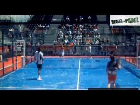 Golpe Pala Miguel Lamperti Barcelona Youtube