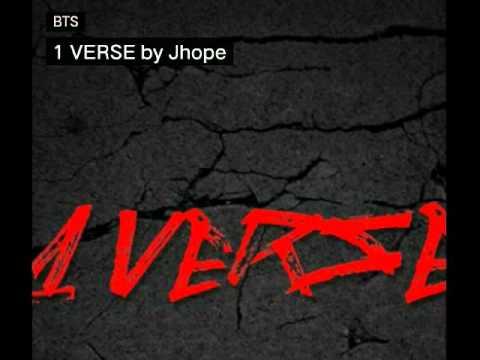 1 verse by JHOPE(BTS)  _ mixtape.