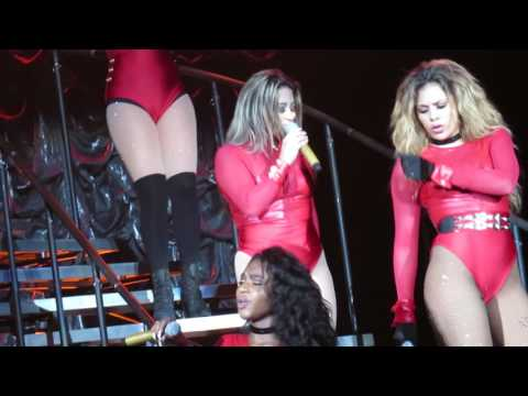 Fifth Harmony - Gonna get better - 7/27 Tour Irvine CA