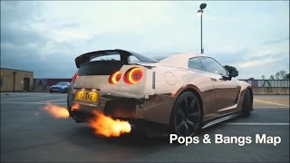 Nissan GT-R R35 w/ ARMYTRIX Exhaust Detail Review, Unboxing, Install, Dyno Tuned and Pure Sounds!