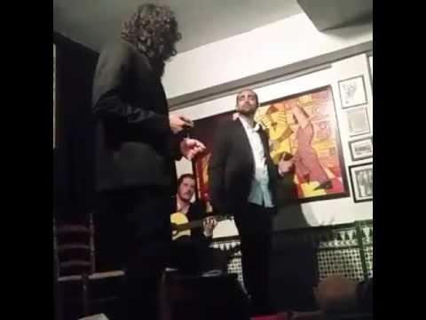 """Edu Garcia y Antonio el """"genial"""" Q Flamencos oleee¡¡"""