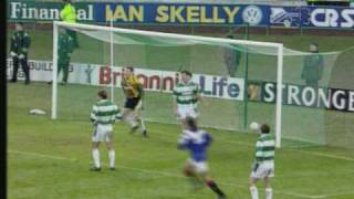 Great Rangers Goals v Celtic from the nineties - part one
