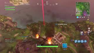 NEW!! Secret Huts all three of them Fortnite Battle Royale