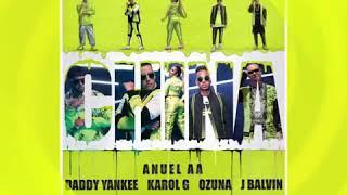 China - Anuel AA - Daddy Yankee - Karol G - Ozuna - J Balvin