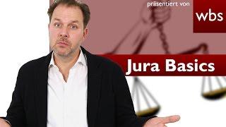 Jura Basics: Euer Ehren? Was ist die korrekte Anrede für einen Richter? | Kanzlei WBS