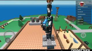 MY HOUSE BLEW UP!! I roblox