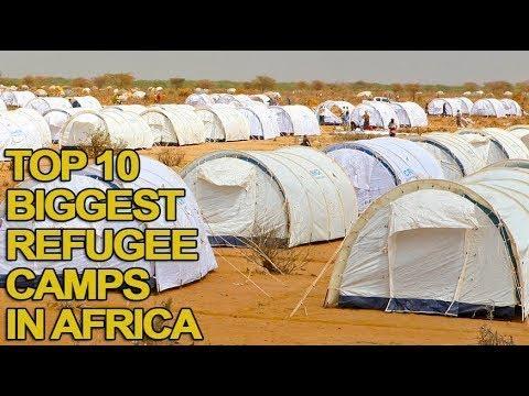 10 Biggest Refugee Camps in Africa