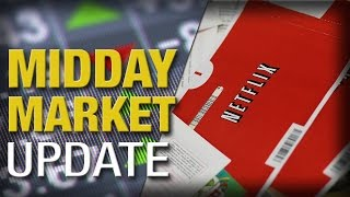 Stocks Climb as Netflix, Citigroup Beat Quarterly Estimates