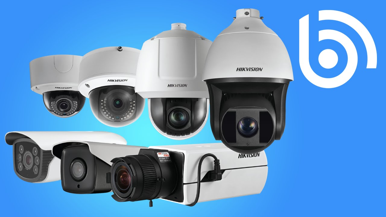 Hikvision Lightfighter IP Camera Face Detection Demo
