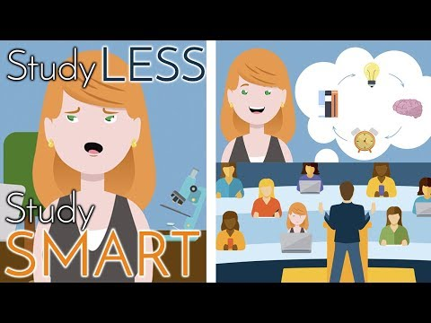 Study LESS, Study SMART – What I Wish I Knew in College