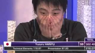 羽生 結弦 Yuzuru Hanyu 応援動画「オリジ○ル スマイル」with yuzusmile thumbnail