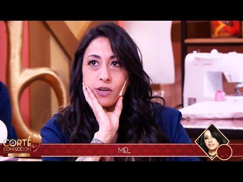 Corte y confección - Programa 25/01/19 - Mel furiosa con el jurado