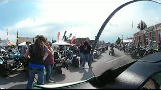 Download Video Part 2, Sturgis Motorcycle Rally, 2018, 360 Degree Virtual Reality Video, Main Drag August 6, 2018 MP3 3GP MP4