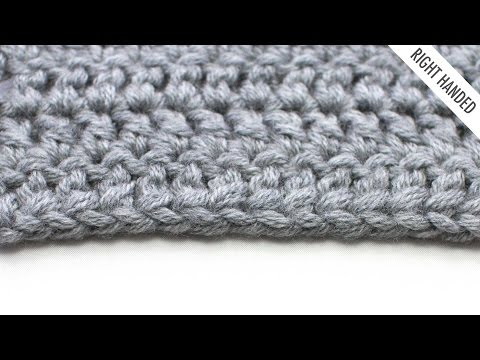 The Foundation Double Crochet (FDC):: Crochet Technique :: Right Handed