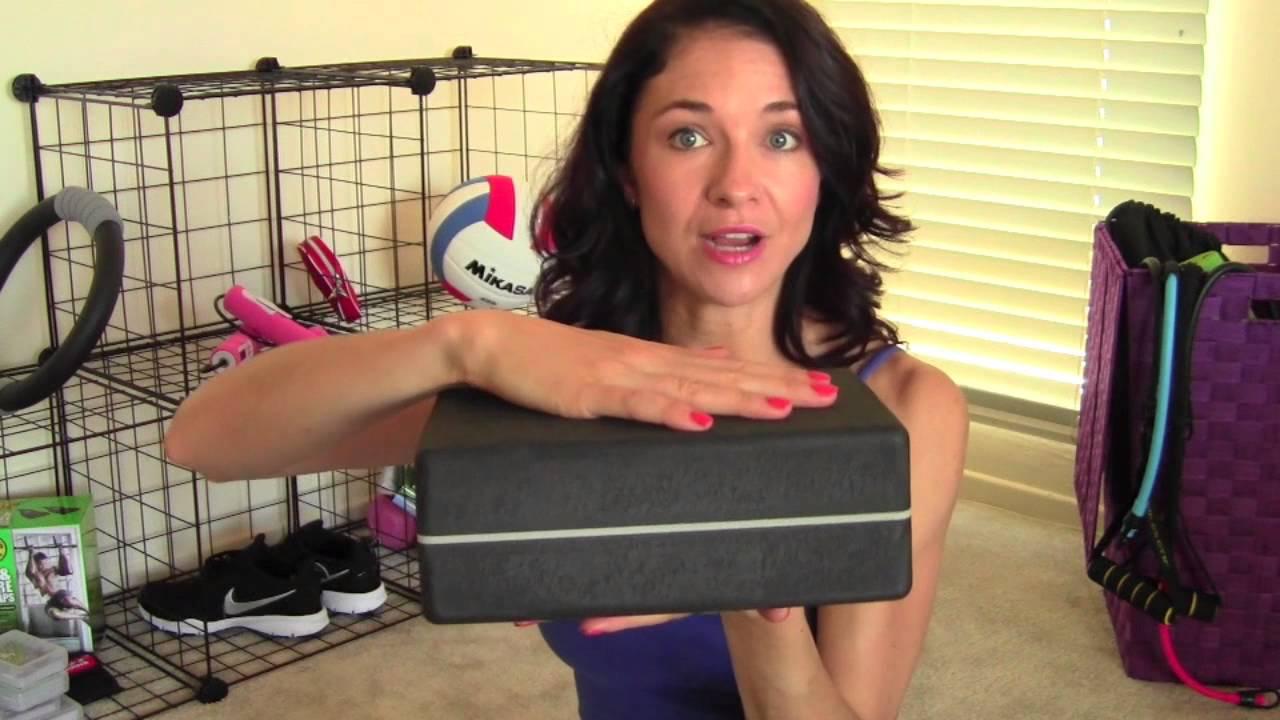 Fortaleza compensar Pericia  Fiteos - Cool Gear - Nike Essentials Yoga Block - YouTube