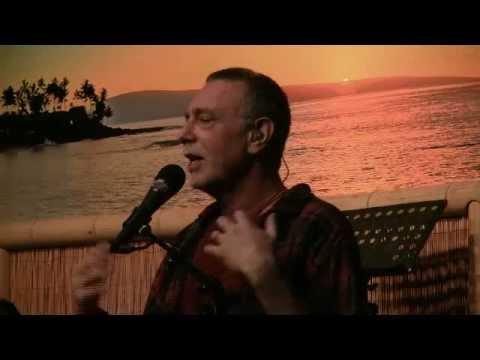 Krishna Das tells his Maharaji Christ Story | Ram Dass Maui Retreat 2011