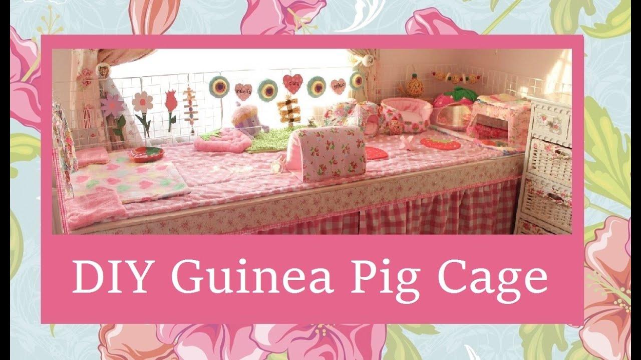 how to make diy guinea pig treats
