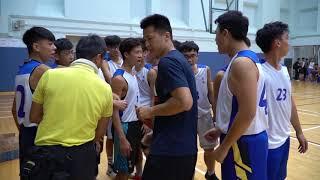 Publication Date: 2017-09-21 | Video Title: 學界男甲乙一組籃球比賽 (2017-2018) 全完中學 V