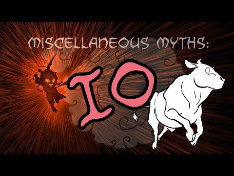Miscellaneous Myths: Io