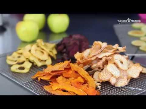 Фруктовые и овощные чипсы от Евгения Головко