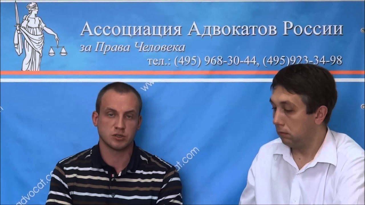 игорь поповский адвокат