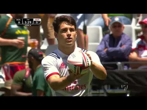 Rugby à 7 - Cape Town