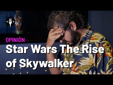 ¿Por qué es tan mala Star Wars: The Rise of Skywalker?