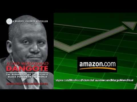 Aliko Mohammad Dangote: The Biography of the Richest Black Person in the  World, an Ebook by Moshood Fayemiwo