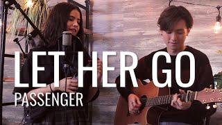Let her Go - Passenger - Cover ft. Renee Foy (Vocal / Acoustic fingerstyle)
