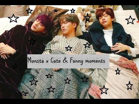 Monsta X Cute & Funny Moments #monbebe