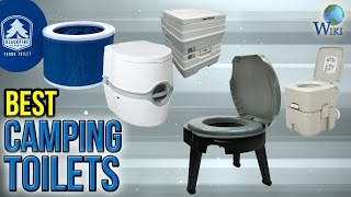 9 Best Camping Toilets 2017