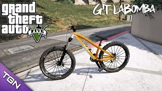 GTA V - GT LaBomba Bike (Download)