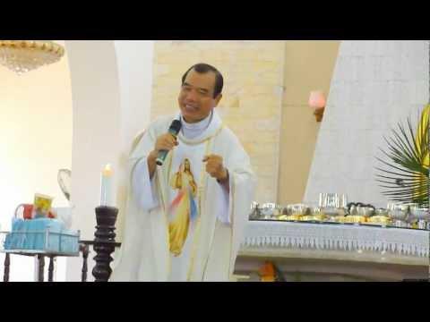 Thánh Lễ Kính Lòng Thương Xót Chúa của Cha Long - trưa 21.7.2011- Nhà Thờ Chí Hòa