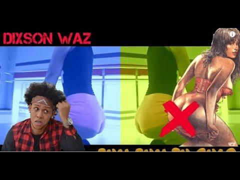 Bum Bum (Boom Boom Tu Culo) Video Oficial - Dixson Waz