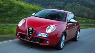 Alfa Romeo MiTo 2017 review