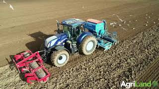 AgriLand gets an end-user's opinion of New Holland's T7.245