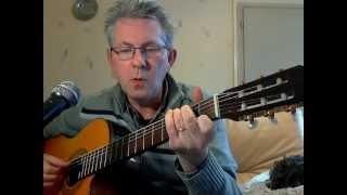 Apprendre la guitare - L'Orage Georges Brassens