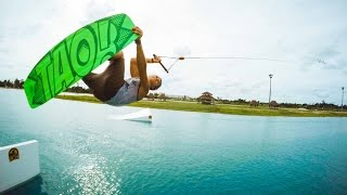 GoPro: Wakeboarding with Nick Davies & Raph Derome at Stokecity!