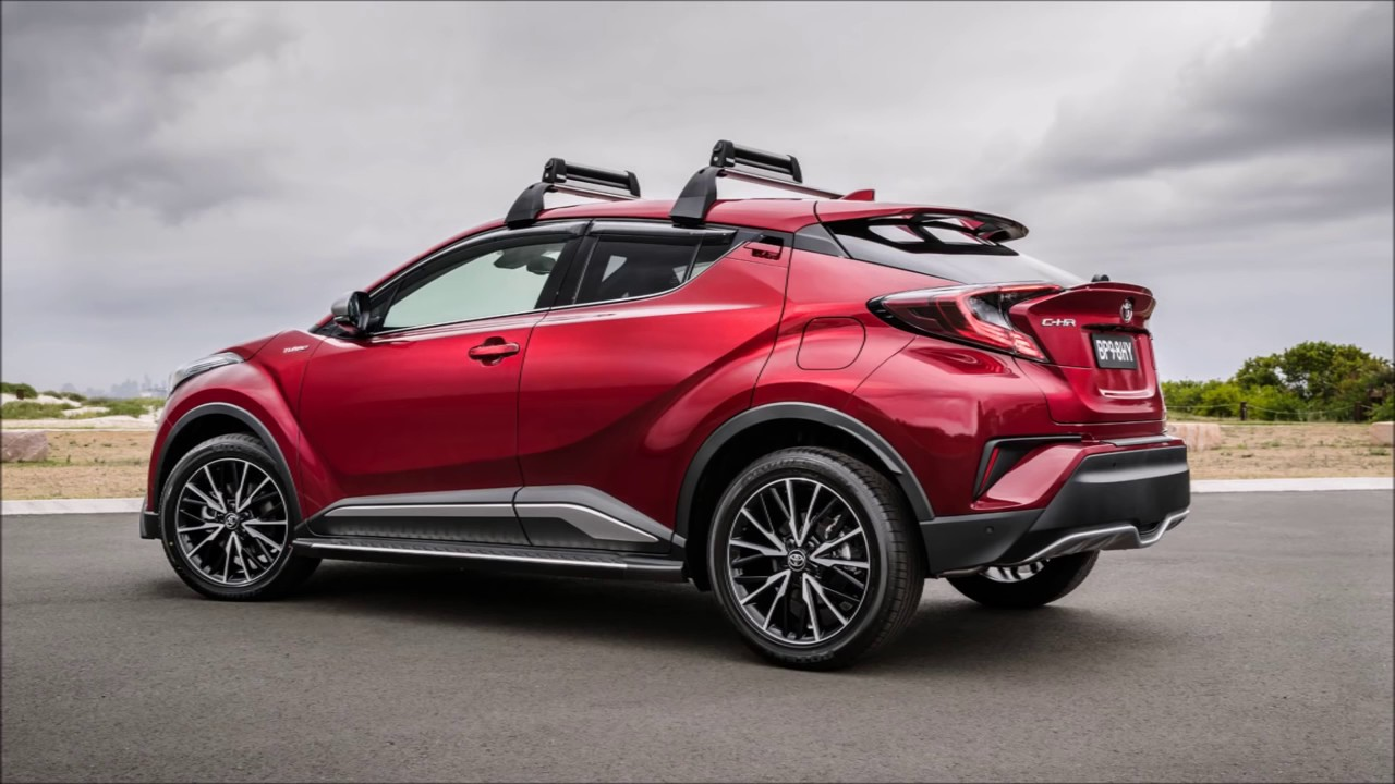 [WATCH NOW] 2018 Toyota CHR