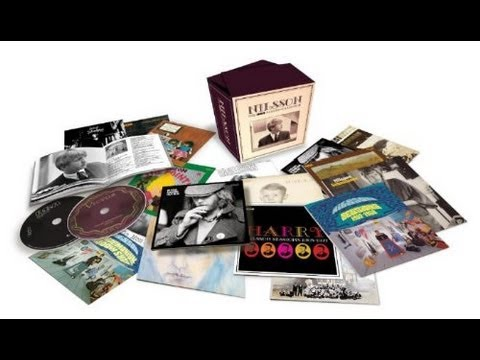 Harry Nilsson – The RCA Albums Collection. Deluxe 17 CD box set