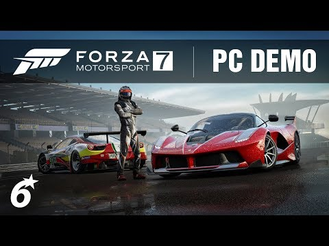 forza motorsport 7 pc demo youtube. Black Bedroom Furniture Sets. Home Design Ideas
